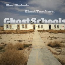 The Ghost Schools of Afghanistan