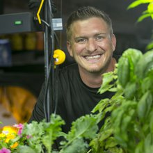 Tight Space Hydroponics helps Cape Coral grow its own produce