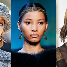 All The Hair and Makeup You Need to See From Couture Week
