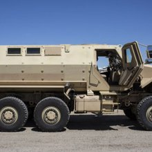 Wyoming cops pick up their fourth military surplus armored MRAP vehicle