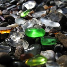 WHEN TRASH BECOMES TREASURE: THE IRIDESCENT BEAUTY OF GLASS BEACHES