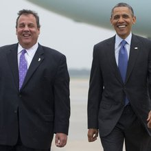 Obama, Christie Headline CEO Conference in D.C.