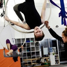 Circus School Gets Children to Step (and Flip and Juggle) Right Up