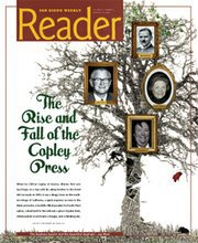 The Rise and Fall of the Copley Press