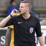 Professional referee Ryan Atkin says being openly gay in football should hold no fears