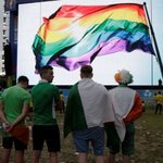 LGBT acceptance in football growing in Russia as FIFA World Cup approaches, poll shows