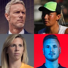 In Review: LGBT sport in 2017 - Coming out stories
