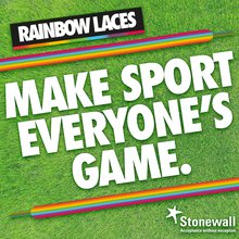 In Review: LGBT sport in 2017 - Rainbow Laces