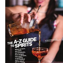 The A-to-Z Guide to Spirits