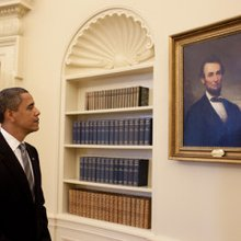 Obama's use of Scripture echoes Lincoln, King - Religion News Service