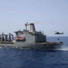 Oil tanker attacked in key Yemen shipping channel