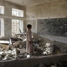Civilians 'killed shopping' by Saudi-led coalition airstrike in Taiz