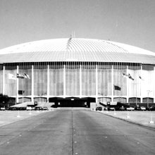The Dome dilemma Houston can't escape