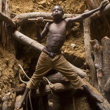 Children in Burkina Faso Take on Dirty, Dangerous Work of Digging Up Gold