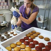 Franklin company whoops it up with whoopie pies