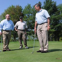 Golf partnership tees off in Hopkinton and Northbridge