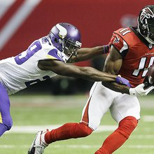 Scouting the 2017 Falcons schedule: Vikings defense should provide late-season test
