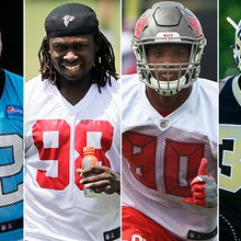 NFL predictions: 10 rookies who could make the greatest impact on the NFC South in 2017