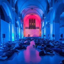 Go to an all-night ambient sleepover show in Bushwick this weekend
