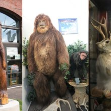 You may not believe in Bigfoot or the Loch Ness Monster - but this museum may persuade you otherw...