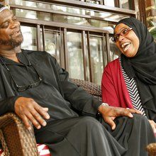 South Philadelphia mosque takes on matchmaking of black Muslim women