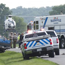 Man, 18, killed in head-on crash in Walkersville
