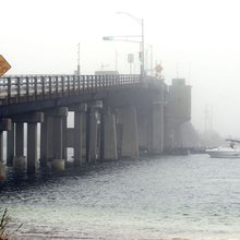 Time, salt air takes its toll on Middle Thorofare Bridge