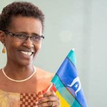 Winnie Byanyima: From African refugee to champion for international peace