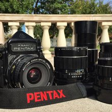 Me and my Pentax 6x7 by Daniel J. Schneider | EMULSIVE Articles, Featured, Reviews