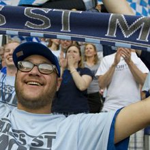'Mob' rules: Local group vocal Sporting fans | Lawrence Journal-World