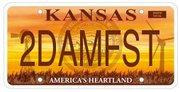 Vulgar license plates are OUTALUK in Kansas | Lawrence Journal-World