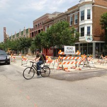 Lengthy Lakeview Construction Can't End Soon Enough for Local Businesses | DNAinfo Chicago