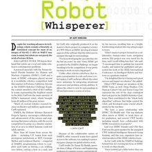 The Robot Whisperer