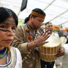 Taking to the hills: tribal groups face up to climate change
