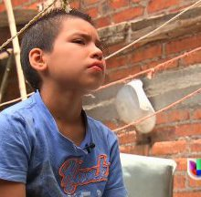 'Lolo' nació en EEUU pero se vio forzado a vivir en México