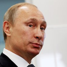 Oil, the Ruble and Putin Are All Headed for 63. A Russian Joke -- for the Moment