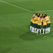 Set pieces save the Socceroos' World Cup hopes