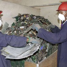 Electronic Waste: A ticking time bomb