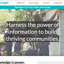 Code for America Fellows launch tools to inventory abandoned buildings