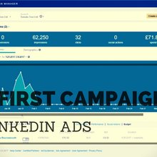 My First Campaign In LinkedIn Ads - The Diary Of A Growth Hacker