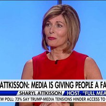 "Sharyl Attkisson: ""Well-Funded Actors"" Manipulate News and the Way We Think"