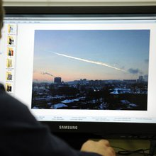 Russian meteor: Could there be an early warning system?