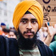 Portrait of a Climate Activist