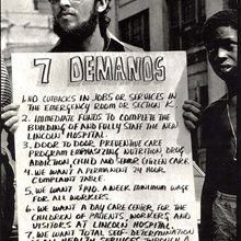 Remember The Young Lords? Neither Does The NYPD, Which Is Odd...