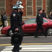 NYC Cops Are Blithely Firing A Potentially Deafening Sound Cannon At Peaceful Protesters