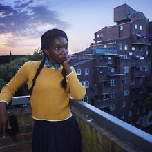 Comedic Actress Michaela Coel Talks 'Chewing Gum' and Colorism | Afro