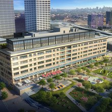 Ironside Newark to offer retail and loft-style offices a block from Penn Station