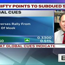 Indian markets are highly valued currently: Seth Freeman