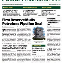 Power Finance and Risk - Aug. 2015 edition