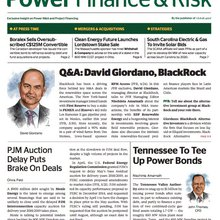Power Finance and Risk - June 2015 edition
